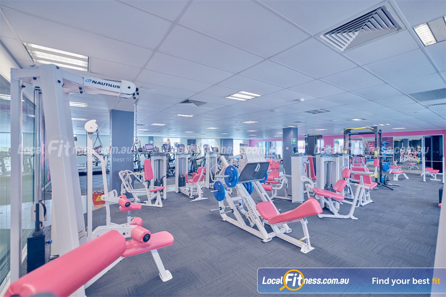Fernwood Fitness Cairnlea Fernwood Cairnlea Women's gym provides a fully equipped state of the art facility.
