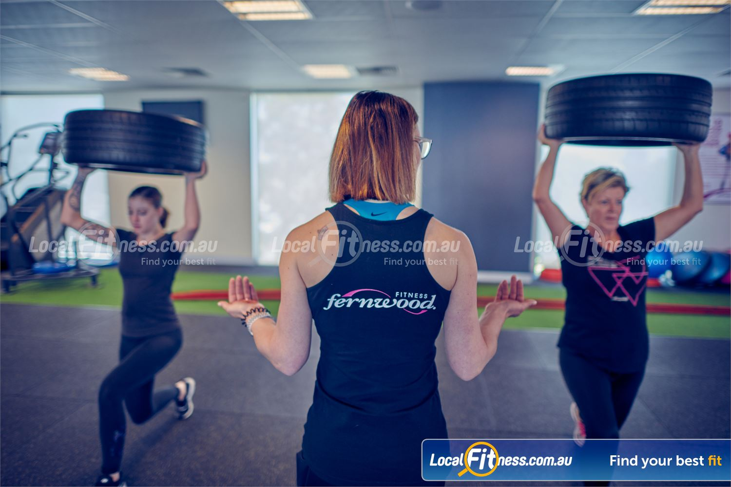 Fernwood Fitness Near Derrimut Our Fernwood Cairnlea team are ready to cater for all women's needs.