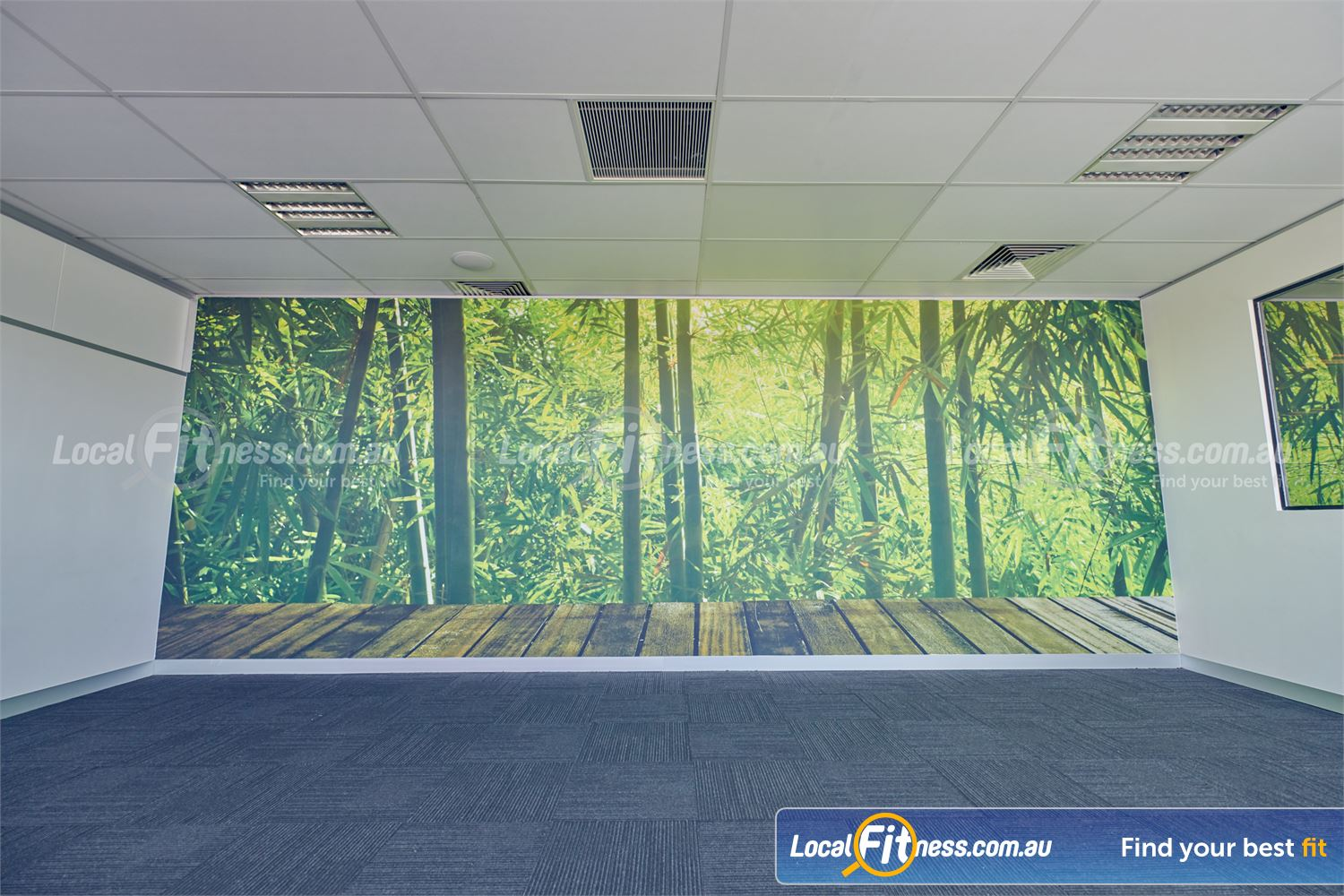 Fernwood Fitness Cairnlea A dedicated space for our Cairnlea Yoga and Pilates classes.