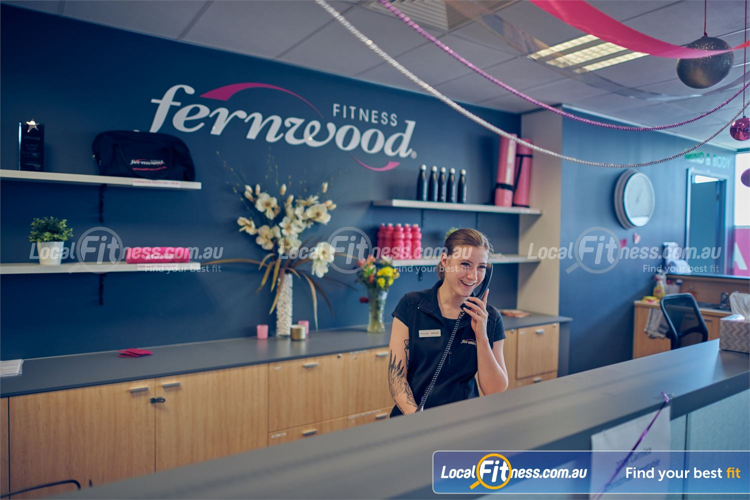 Fernwood Fitness Near Deer Park Our Fernwood Cairnlea gym team are ready to help you reach your goals.