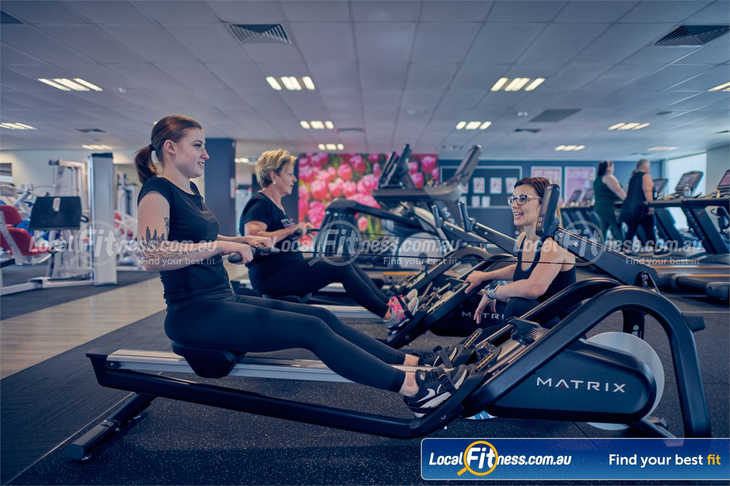 Fernwood Fitness Near Deer Park Our Cairnlea gym team can write a cardio and weight-loss program to suit you.
