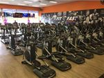 Fit n Fast Penrith Gym Fitness Rows and rows of cardio in our