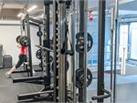 Fitness First Top Ryde Platinum Denistone Gym Fitness Free-weights area includes