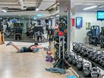 Fitness First Top Ryde Platinum North Ryde Gym Fitness Dedicated ab and stretch area