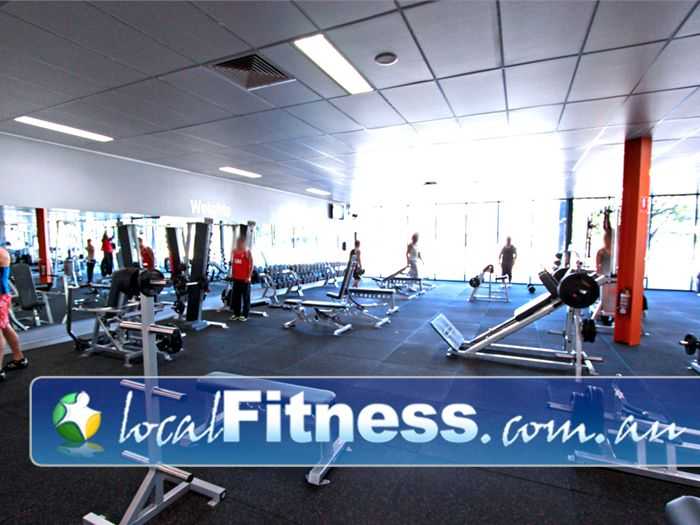 "Fit n Fast Biggera Waters Our Biggera Waters gym on the Gold Coast provides a 30 minute workout, ""THE QUICKIE""."