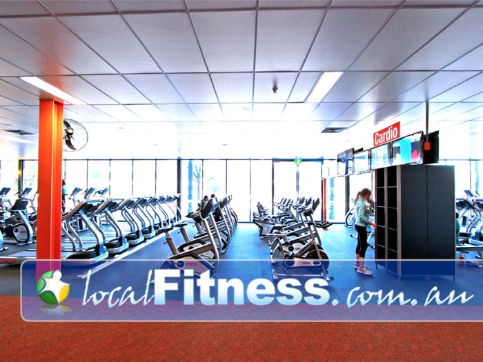 Fit n Fast Biggera Waters Our Biggera Waters gym on the Gold Coast provides over 50 pieces of the latest Star Trac cardio equipment.