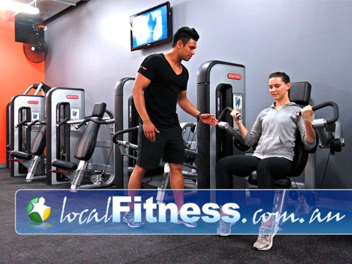 Fit n Fast Near Hollywell Gold Coast personal trainers can provide a customised program.