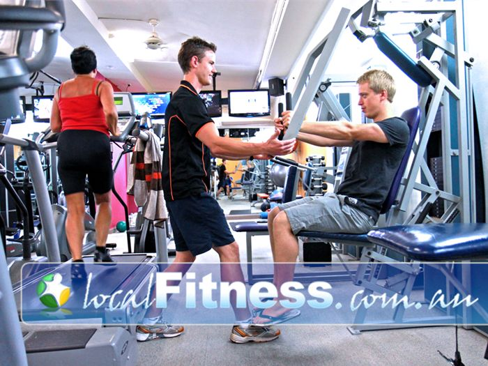 Body Express Gym Near Bondi Give each exercise your best with guided personalised service.