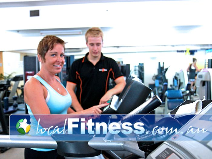 Body Express Gym Near Tamarama The focus at Body Express Bondi Beach gym is on personalised customer service.