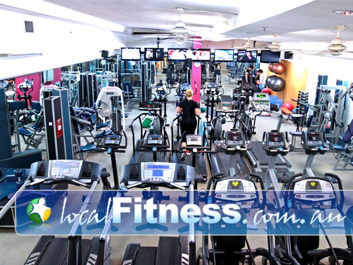 Body Express Gym Bondi Beach Enjoy the latest cycle bikes, treadmills, rowers, steppers and more.