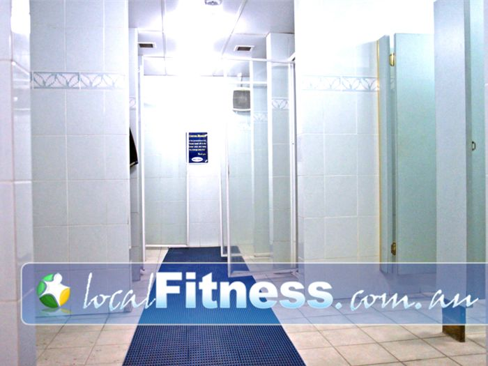 Body Express Gym Near North Bondi Enjoy a warm relaxing shower before you leave.