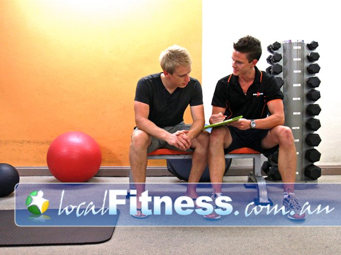 Body Express Gym Bondi Beach Bondi personal trainers will sit with you and determine an action plan.