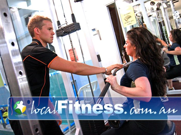Body Express Gym Near North Bondi Nothing like having your own Bondi personal trainer working with you.