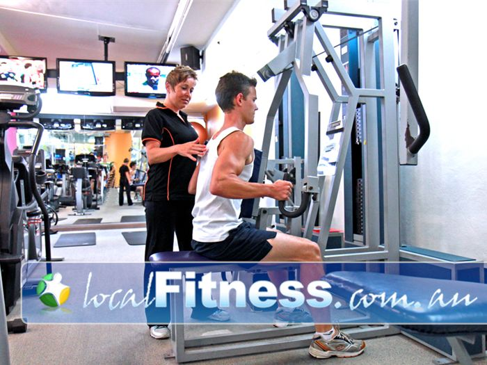 Body Express Gym Bondi Beach Give each exercise your best with guided personalised service.