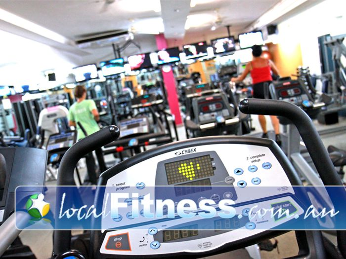 Body Express Gym Near Bondi Enjoy the latest cycle bikes, treadmills, rowers, steppers and more.