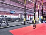 Fitness First Flinders St Platinum Melbourne Gym Fitness Multiple strength training
