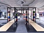Fitness First Flinders St Platinum Southbank Gym Fitness High-performance strength cages