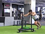 Fitness First Flinders St Platinum South Melbourne Gym Fitness Indoor speed/agility track with