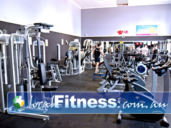 PCYC Gym Logan Central  | Our Logan City gym provides a welcoming happy
