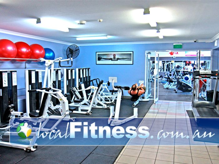 PCYC Gym Browns Plains  | Circuit equipment that is specifically designed for children.