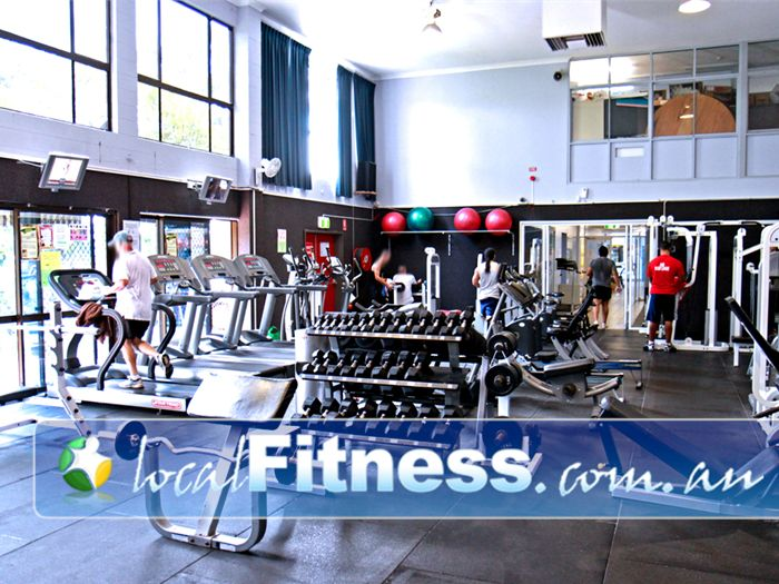 PCYC Gym Logan Central  | PCYC Logan gym provides a comprehensive strength training