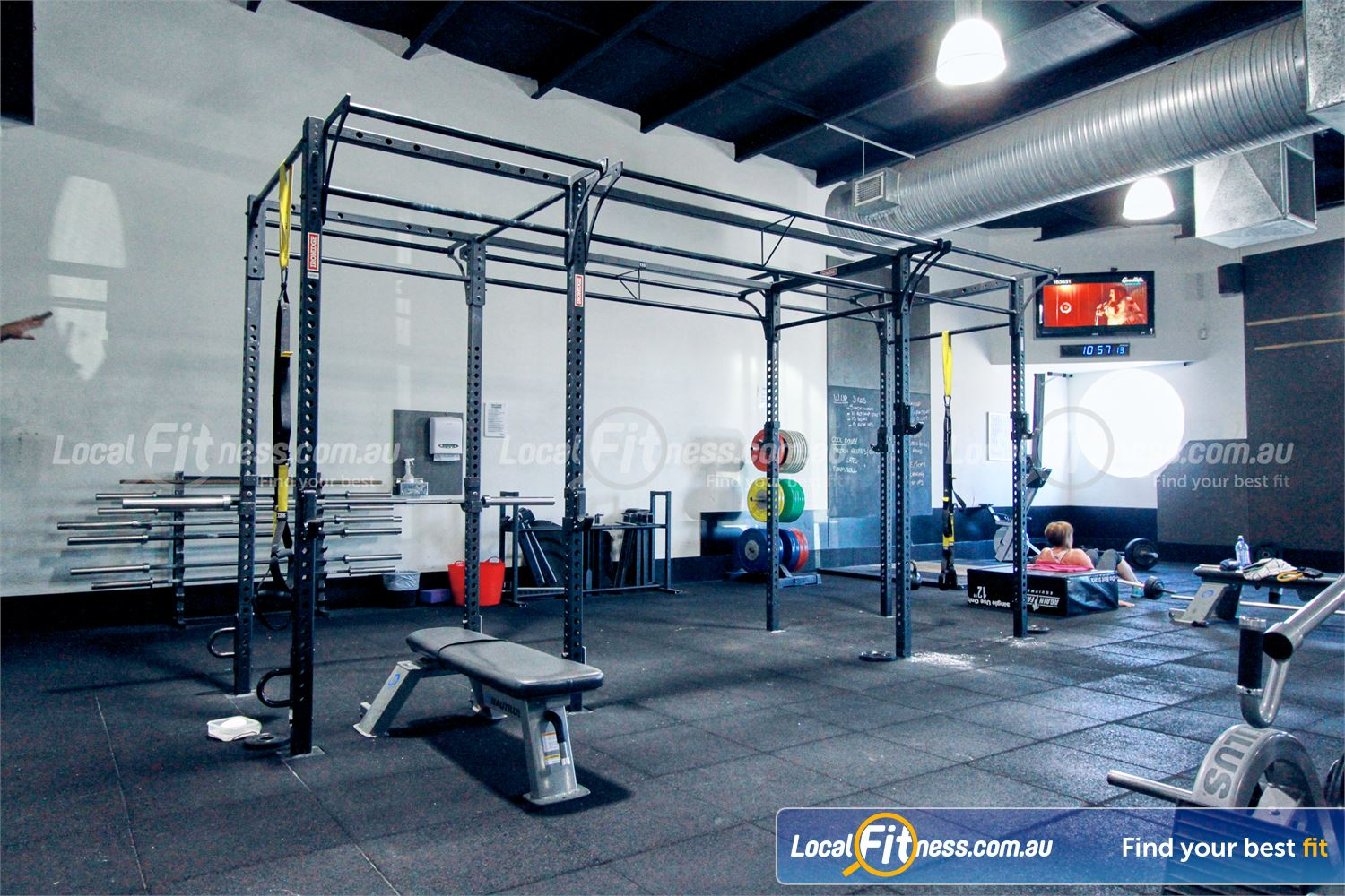 Goodlife Health Clubs Near Montrose Our Mooroolbark gym includes over 2000 sq/m under one roof.