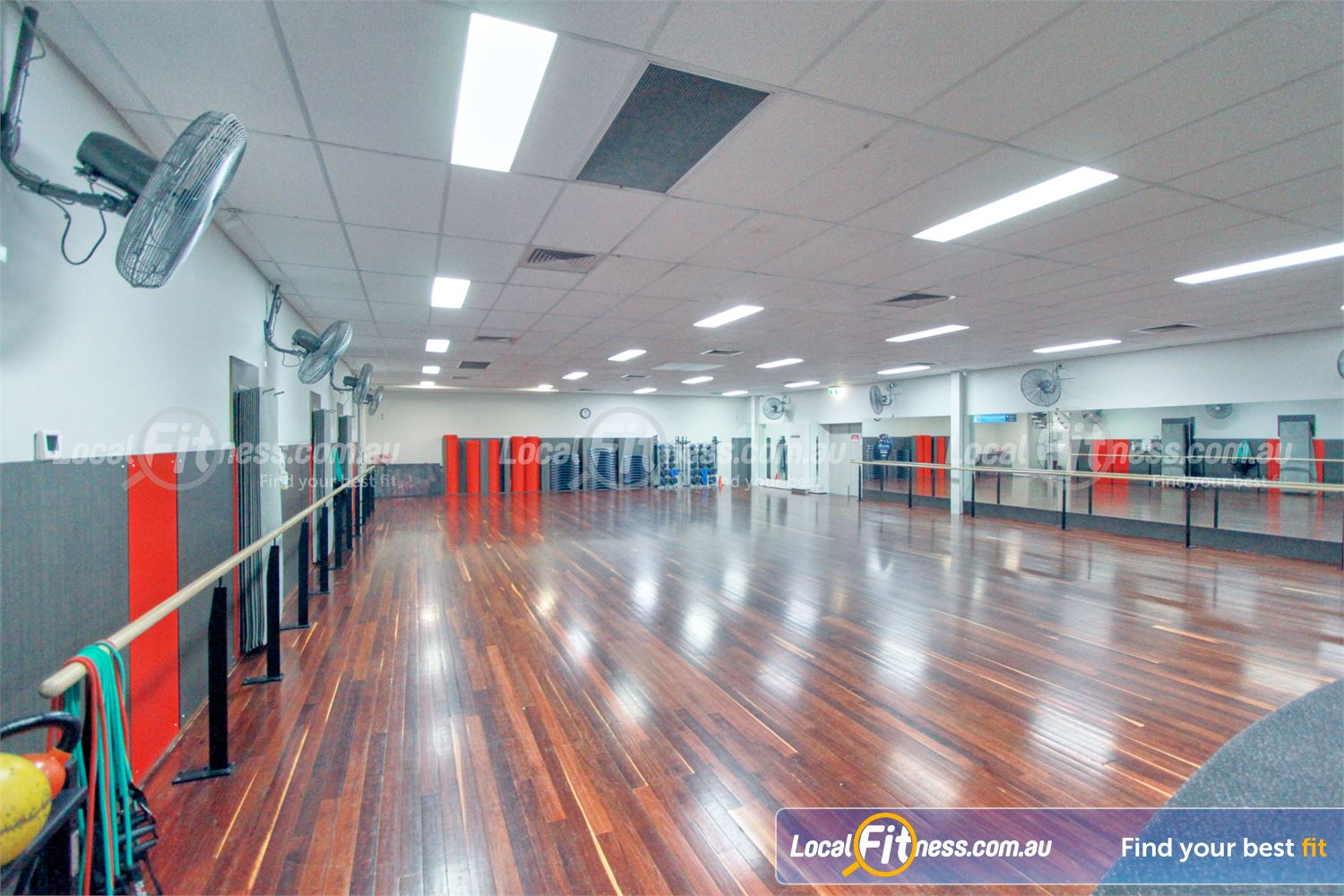 Goodlife Health Clubs Near Montrose Popular classes inc. Mooroolbark Yoga, Pilates, Boxing and more.