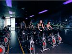 Goodlife Health Clubs Mount Evelyn Gym Fitness The twilight cityscape spin