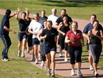 Step into Life Blackburn Outdoor Fitness Outdoor Step into Life outdoors in the