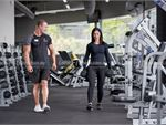Fitness First Platinum Newport Beach Gym Fitness Our free-weights areas include