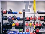 Fitness First Platinum Newport Gym Fitness Functional training area