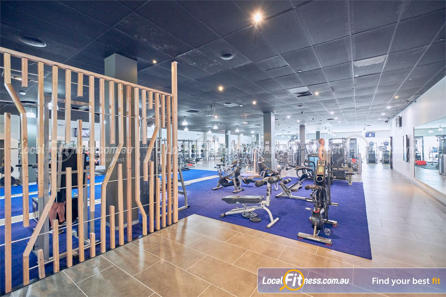 Goodlife Health Clubs Knox City Wantirna South Welcome to the spacious 24 hour Wantirna South gym in Knox City.