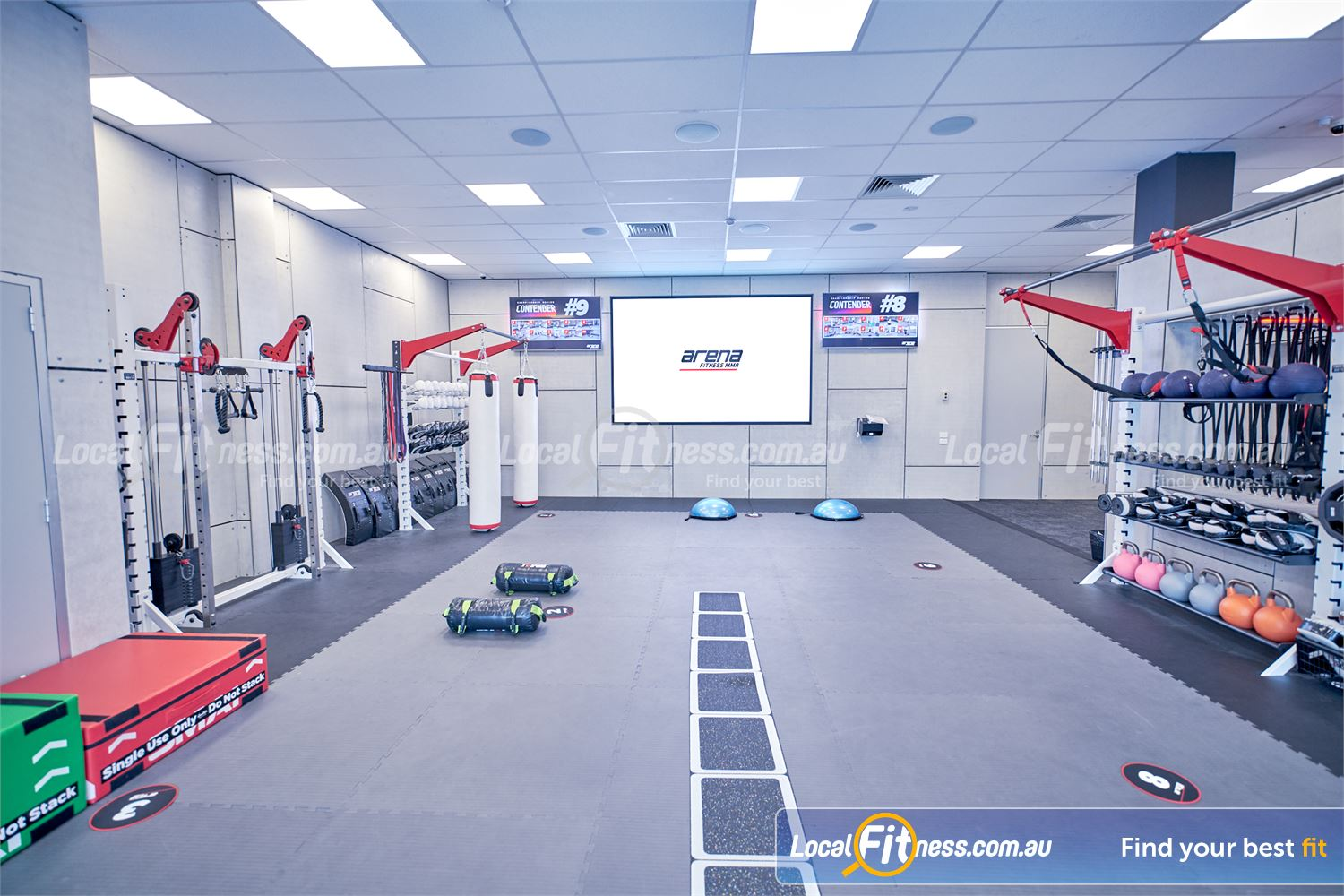 Goodlife Health Clubs Knox City Near Wantirna Welcome to Arena Fitness MMA Knox City at Goodlife Knox City.