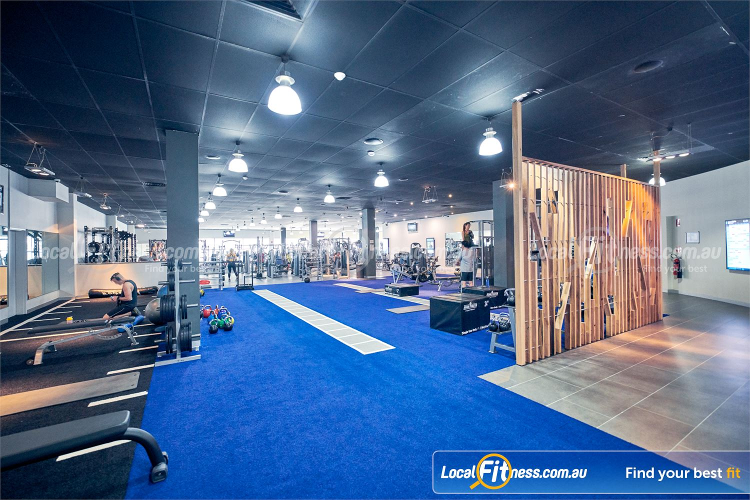 Goodlife Health Clubs Knox City Near Knoxfield Enjoy 24 hour Wantirna South gym access to our equipment.