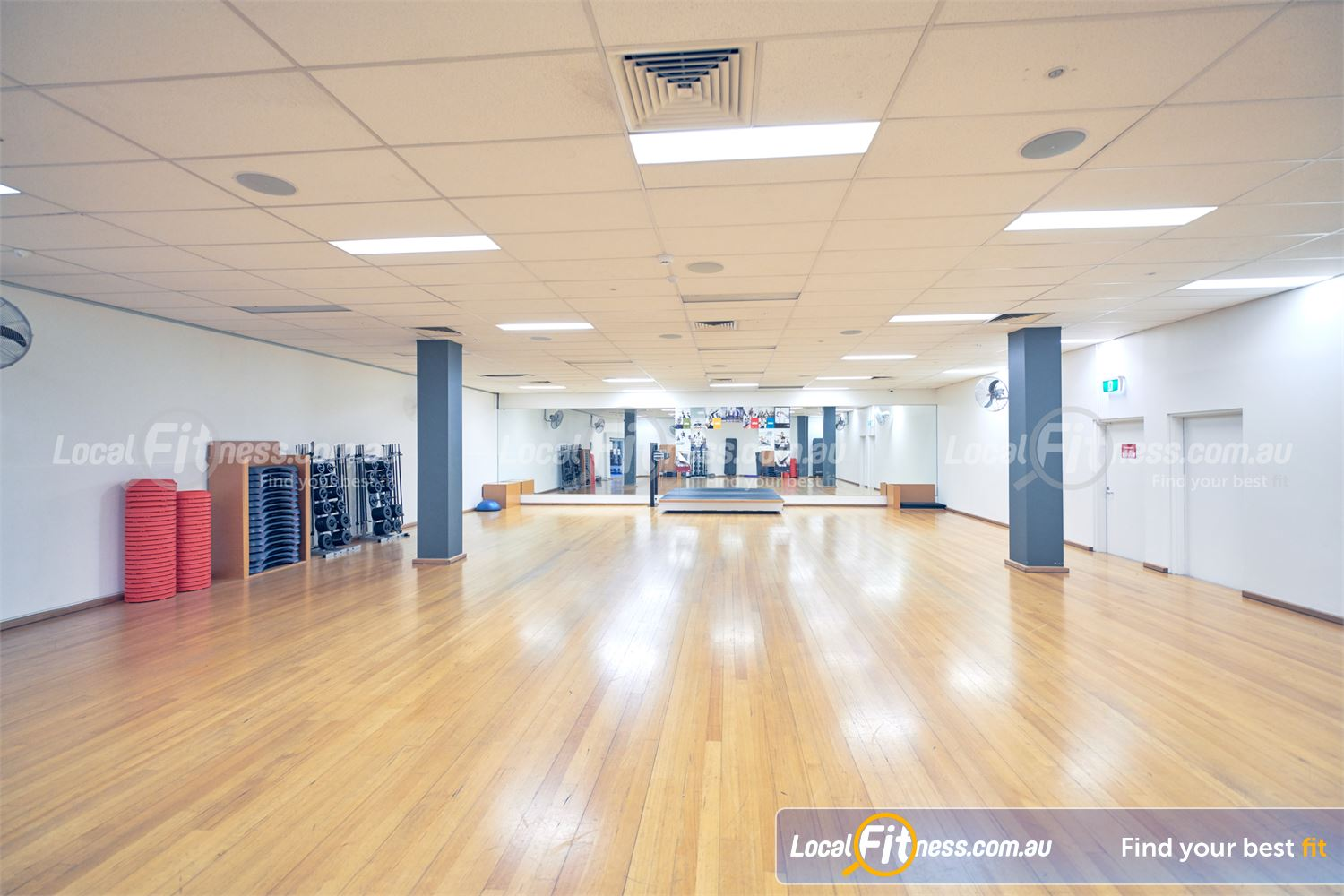 Goodlife Health Clubs Knox City Near Wantirna Popular classes inc. Les Mills and Wantirna South Zumba.