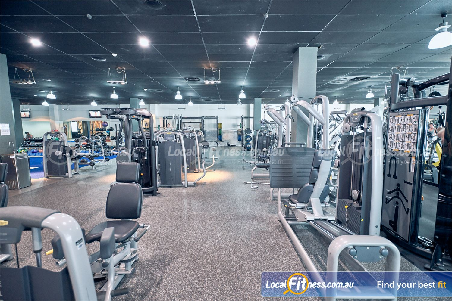 Goodlife Health Clubs Knox City Near Wantirna Our Wantirna South gym is fully equipped with state of the art equipment.