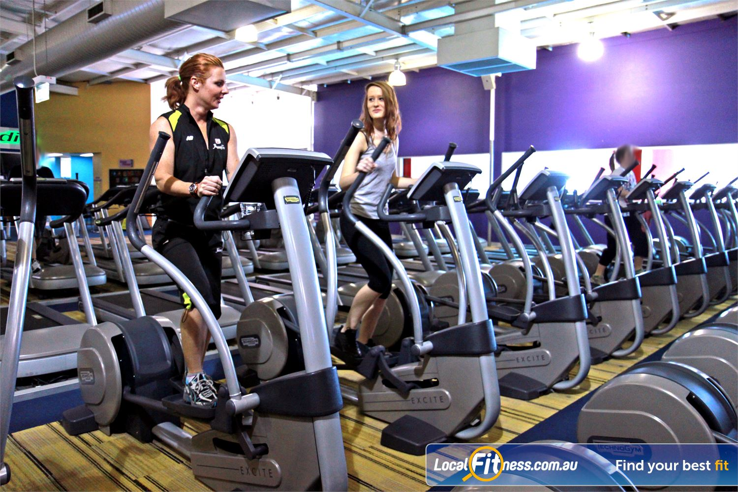 Goodlife Health Clubs Cannington Our Cannington gym team can help you with your weight-loss training.