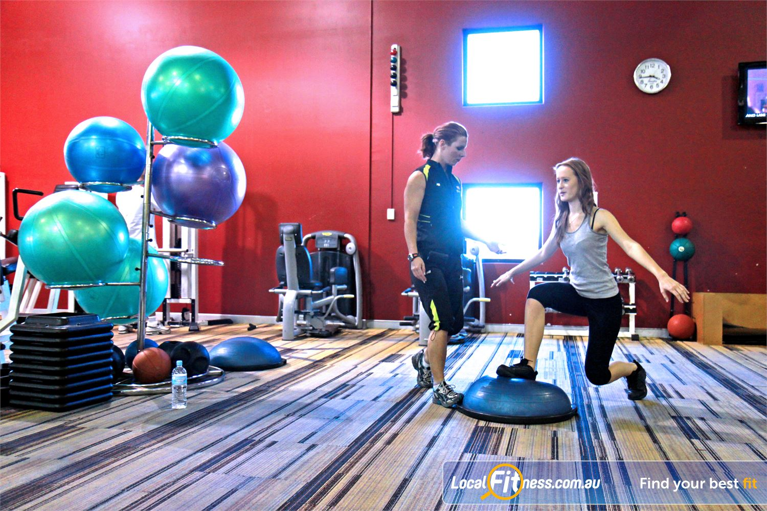 Goodlife Health Clubs Near Bentley Dc Our PT Zone provides an exclusive area for Cannington personal training clients.