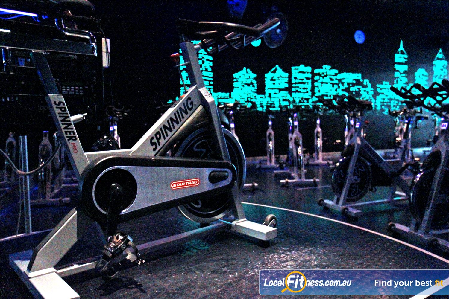 Goodlife Health Clubs Cannington Goodlife Cannington includes our signature Cosmic spin cycle classes.