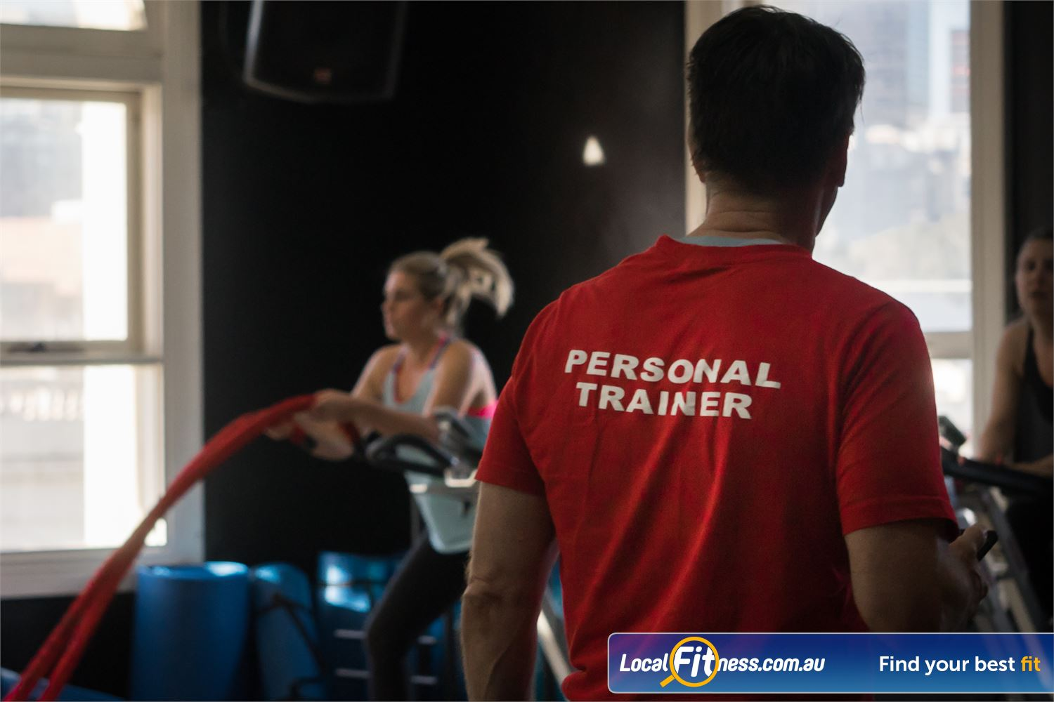 Equilibrium Health & Fitness 24/7 North Melbourne Our North Melbourne personal trainers can help you reach your goals.