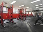 Our power racks are perfect for TRX, deadlift,
