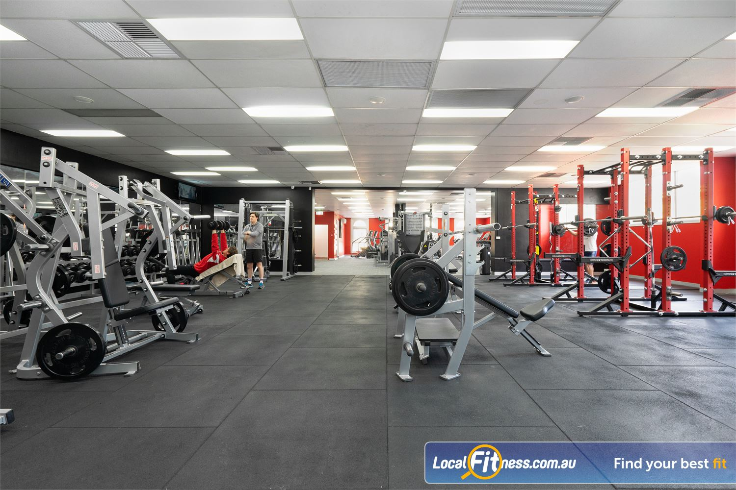 Equilibrium Health & Fitness 24/7 North Melbourne Our 24/7 North Melbourne gym is open day and night for members.