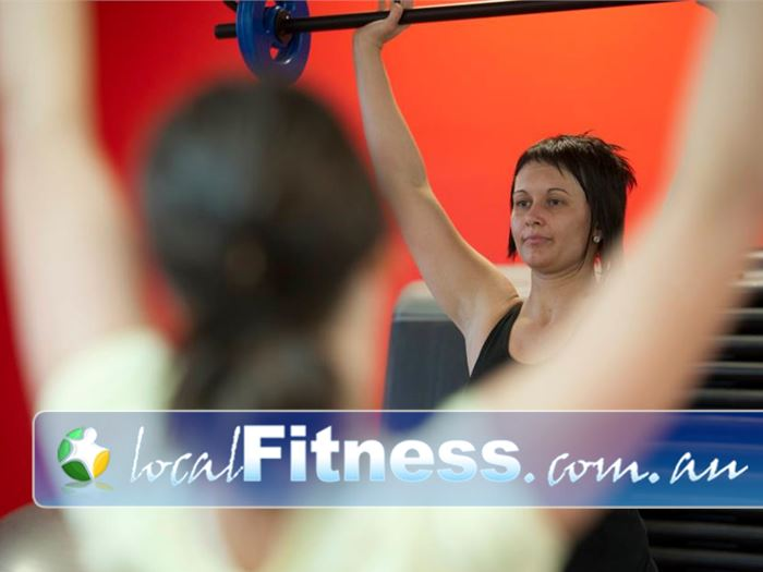 Fitcity24:7 Near Kangaroo Point Get involved with our group personal training classes.
