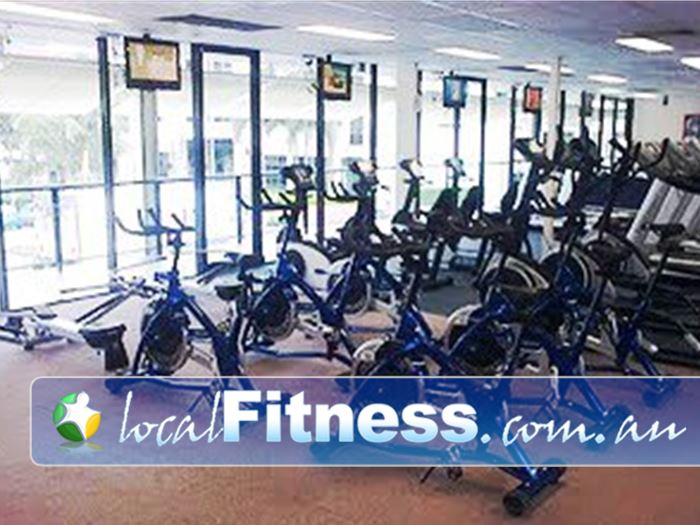 Fitcity24:7 Woolloongabba Change your fitness with high intensity spin cycle training.