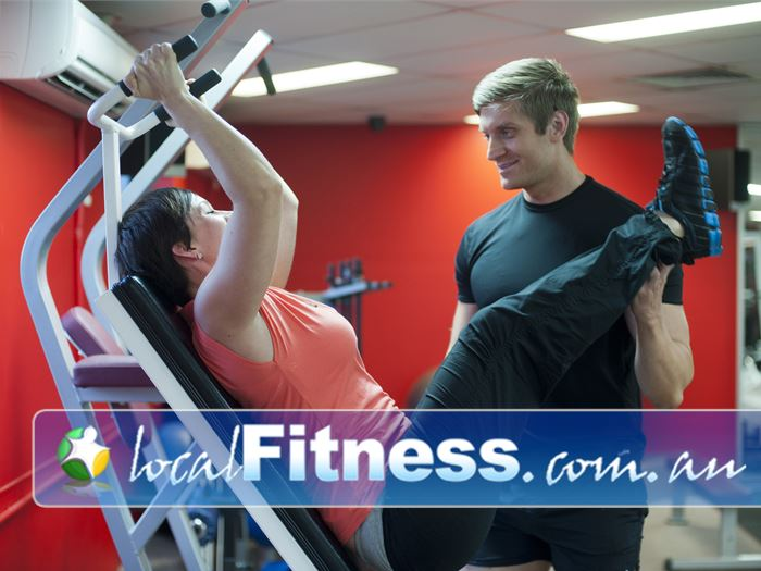 Fitcity24:7 Woolloongabba Our Woolloongabba personal training team are friendly and highly knowledgeable.