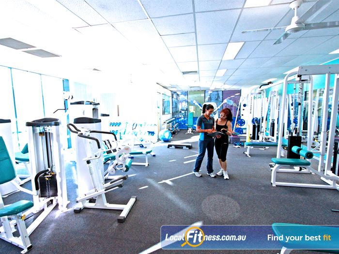 Fernwood Fitness Gym Blackbutt  | Our Fernwood Shellharbour gym provides a spacious 2