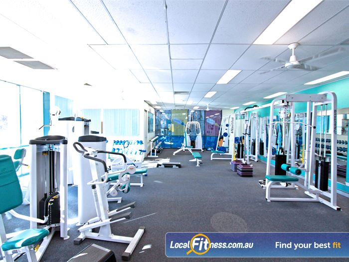 Fernwood Fitness Gym Shellharbour  | Not all women's strength training is equal. Equipment