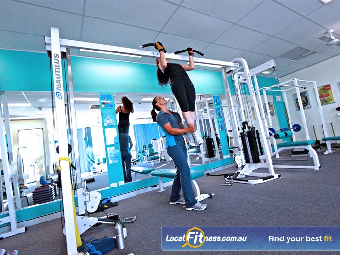 Fernwood Fitness Gym Blackbutt  | Our Shellharbour gym instructors can help you with