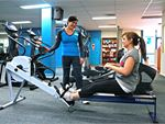 At our Shellharbour gym, vary your cardio with