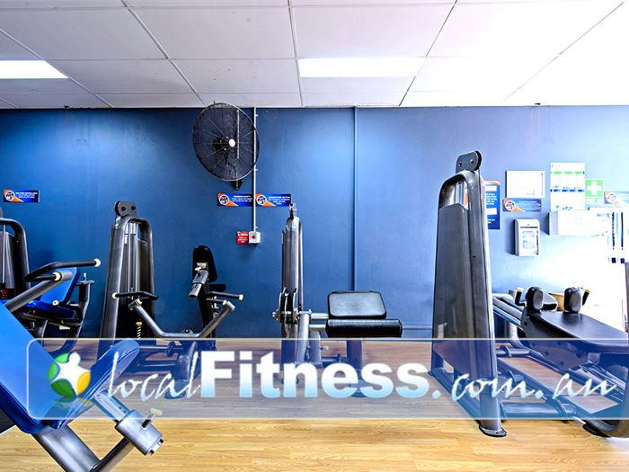 Plus Fitness 24/7 Gym The Oaks  | Our The Oaks gym includes state of the
